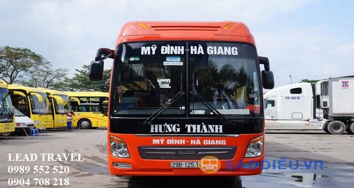 Xe Hưng Thành đi Hà Giang
