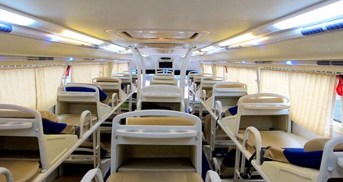 xe giường nằm đi Hà Giang