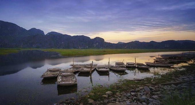 du lịch Ninh Bình tháng 12