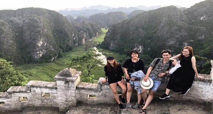 du lịch Hang Múa Ninh Bình