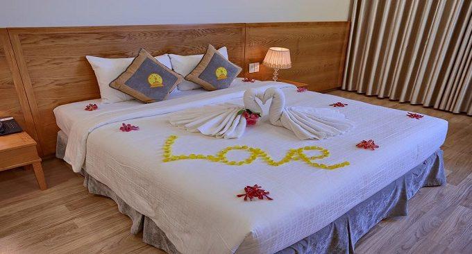khách sạn Hoàng Sơn Ninh Bình
