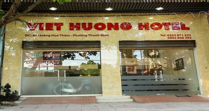 khách sạn Việt Hương Ninh Bình