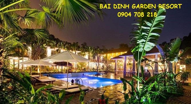 Bái Đính Garden Ninh Bình Resort