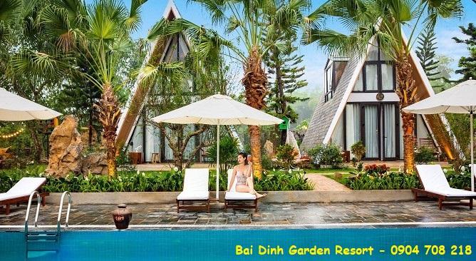 Bái Đính Garden Resort & Spa Ninh Bình