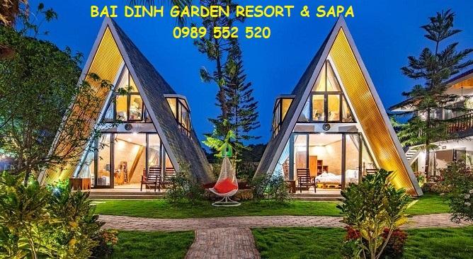 Duplex Family Panorama View Bái Đính Garden Resort & Spa