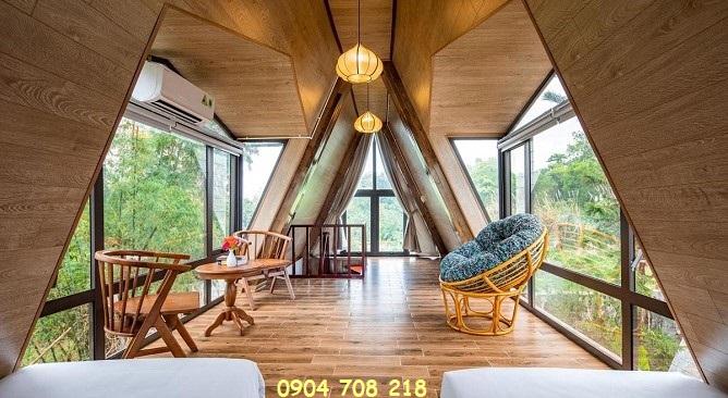 giá phòng Bái Đính Garden Resort & Spa Ninh Bình