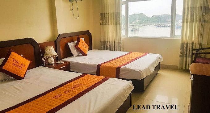 khách sạn Thu Hà Cát Bà