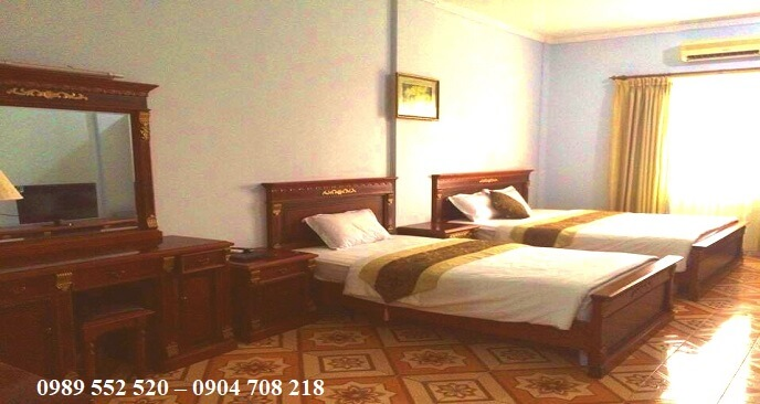 khách sạn Hữu Nghị Móng Cái