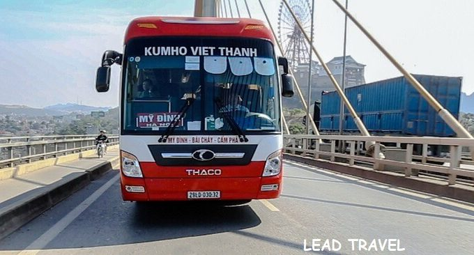 xe khách Hà Nội Hạ Long