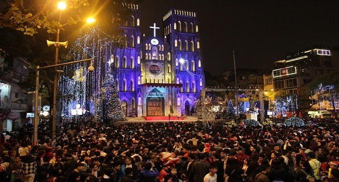 Du lịch Hà Nội tháng 12