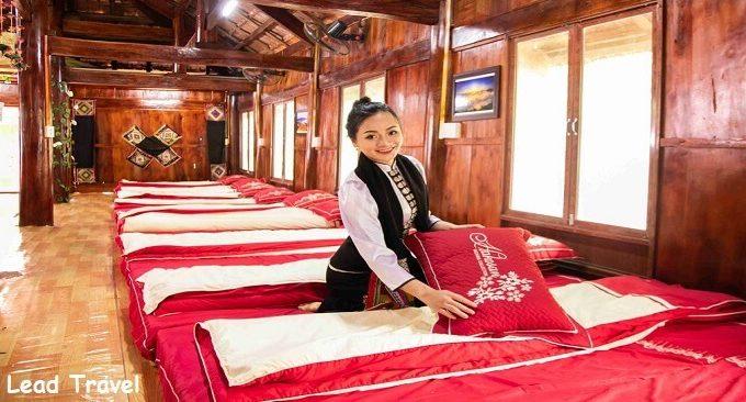 nhà sàn Mộc Châu