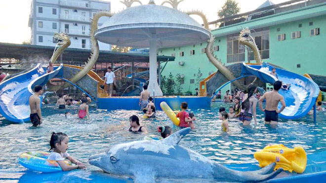 khách sạn nhà nghỉ tại Yên Sơn Tuyên Quang