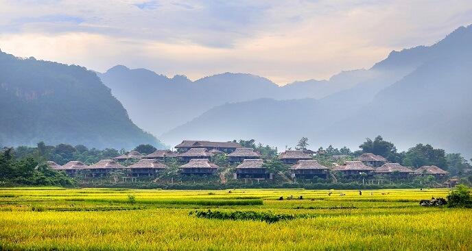 địa điểm du lịch cuối tuần gần Hà Nội