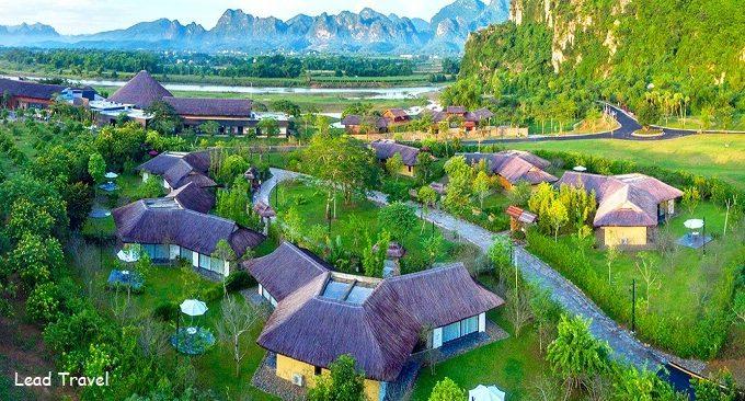 địa điểm nghỉ dưỡng quanh Hà Nội