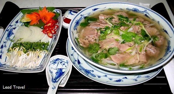 du lịch ẩm thực Hà Nội