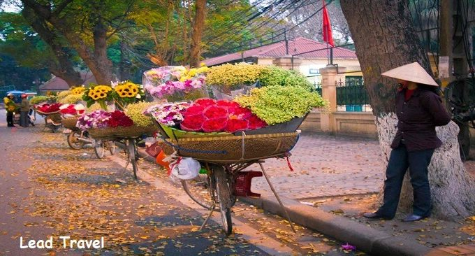 du lịch phố cổ Hà Nội