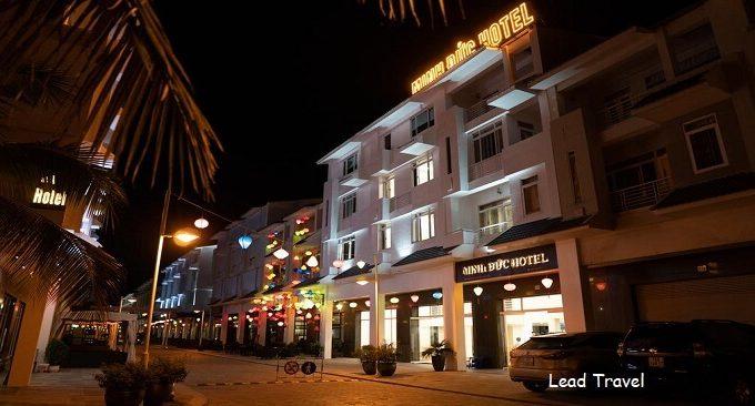khách sạn ở Tuần Châu Quảng Ninh