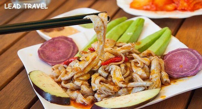 nhà hàng Hạ Long
