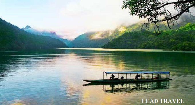 đặc sản hồ Ba Bể