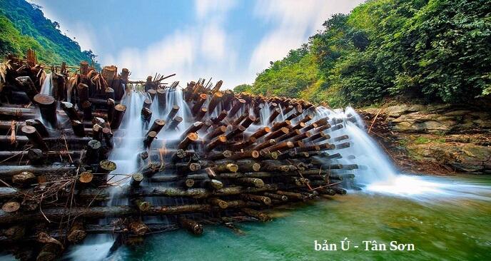 du lịch Tân Sơn Phú Thọ