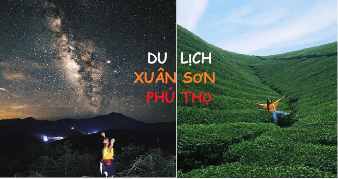 du lịch Xuân Sơn Phú Thọ