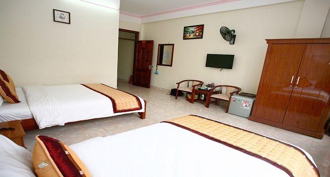 khách sạn Bảo An Điện Biên