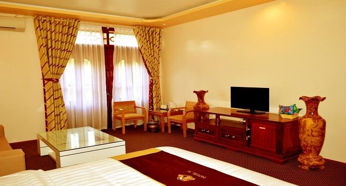 khách sạn Điện Biên