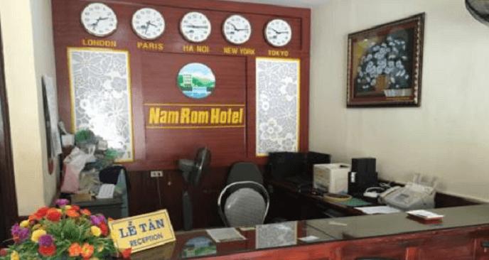 khách sạn Nậm Rốm Điện Biên