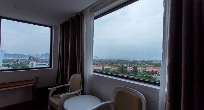 khách sạn Victory Luxury Bãi Cháy