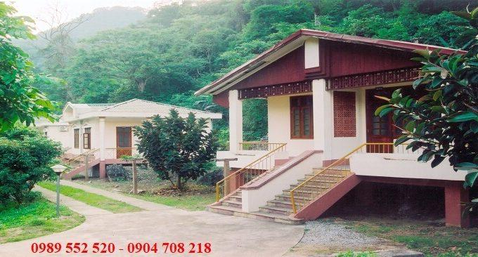 khách sạn Vườn quốc gia Ba Bể