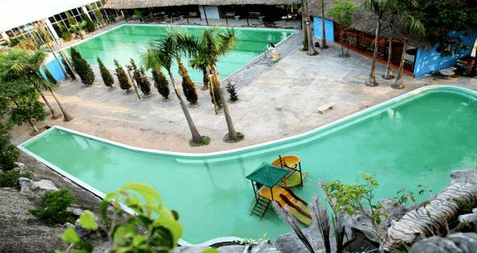 khu du lịch Thanh Thủy Phú Thọ