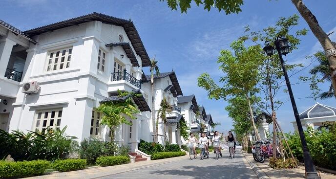 khu du lịch Vườn Vua Resort