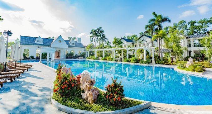 khu nghỉ dưỡng ở Phú Thọ
