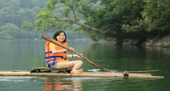 kinh nghiệm du lịch hồ Ba Bể - Thác Bản Giốc