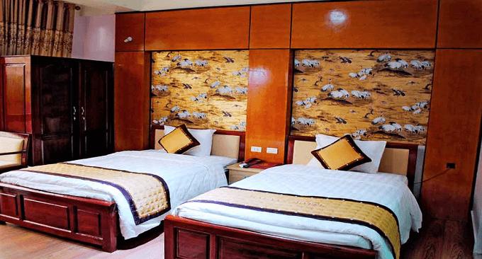 nhà nghỉ Điện Biên