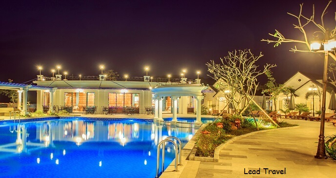 Vườn Vua Resort có gì