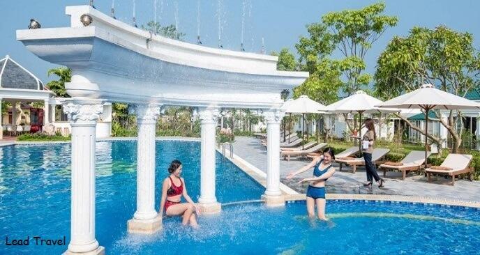 Vườn Vua Resort ở Phú Thọ