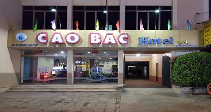 khách sạn Cao Bắc Thái Nguyên