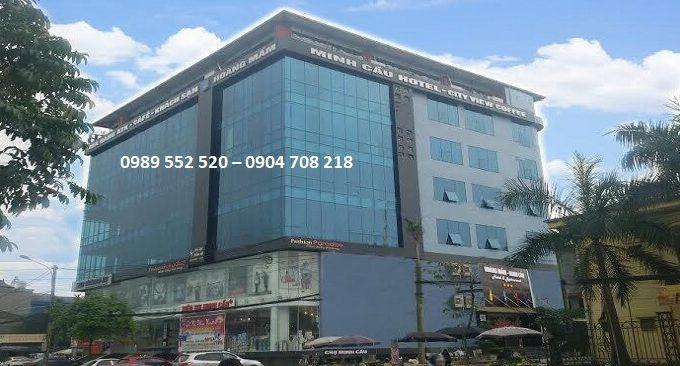 khách sạn Hoàng Mấm Minh Cầu Thái Nguyên