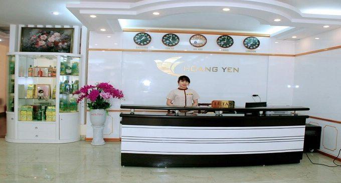 khách sạn Hoàng Yến Thái Nguyên