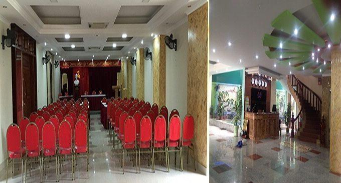 khách sạn Minh Cầu 3 Thái Nguyên
