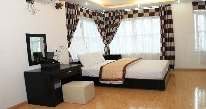 khách sạn Tom Thái Nguyên