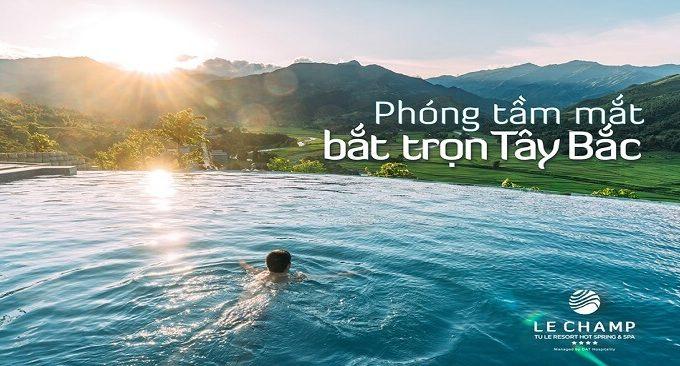 Le Champ Tú Lệ Resort