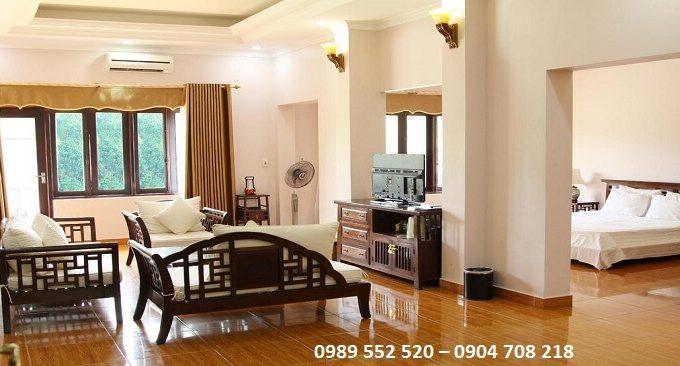 resort Thái Nguyên
