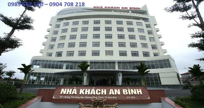 khách sạn An Bình Ninh Bình