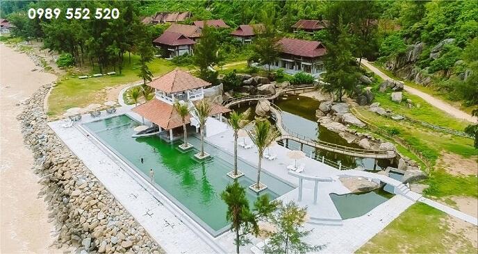 khách sạn biển Thiên Cầm