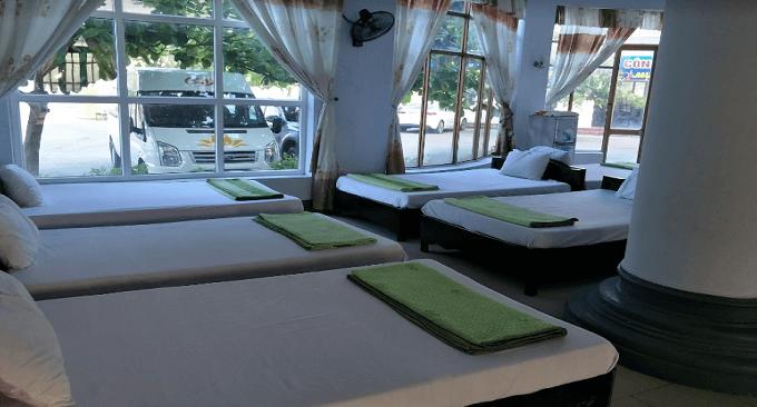 khách sạn Công Đoàn Thiên Cầm