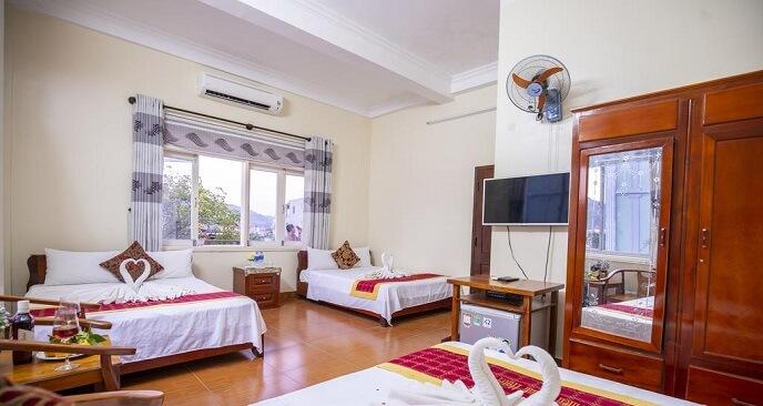 khách sạn Đá Nhảy Quảng Bình