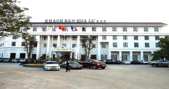 khách sạn Hoa Lư Ninh Bình
