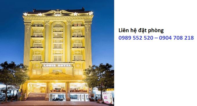 khách sạn Louis Hà Tĩnh